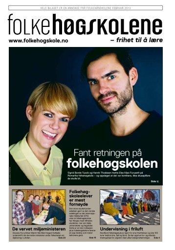 16. februar 2013 - Aftenposten
