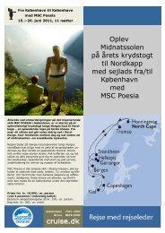 MSC Nordkap 15 juni 2011