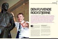Den flyvende rockstjerne