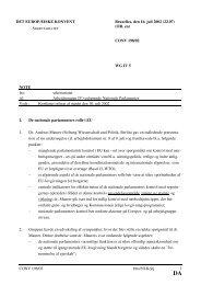(OR. en) CONV 198/02 WG IV 5 NOTE fra - Europa