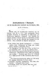 m - Dansk Geologisk Forening