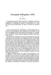 Geologiske tildragelser i 1952 s. 491 - Dansk Geologisk Forening
