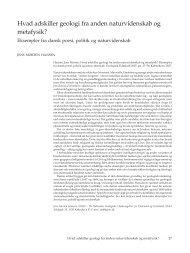 Læs hele artiklen som pdf-fil (1720 kB) - Dansk Geologisk Forening