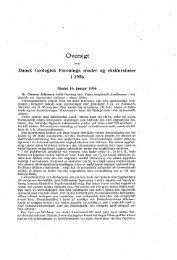 Mindeord om O. B. BØGGILD s. 265 - Dansk Geologisk Forening