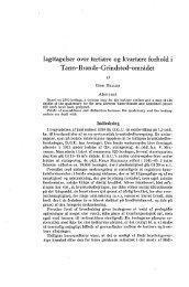 (English summary) s. 374 - Dansk Geologisk Forening