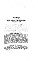 Diskussion om relikter. (Referat) s. 226 - Dansk Geologisk Forening