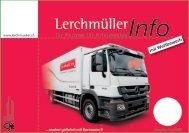 Info - Lerchmueller AG