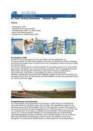 St. Peter-Ording Newsletter - Oktober 2007