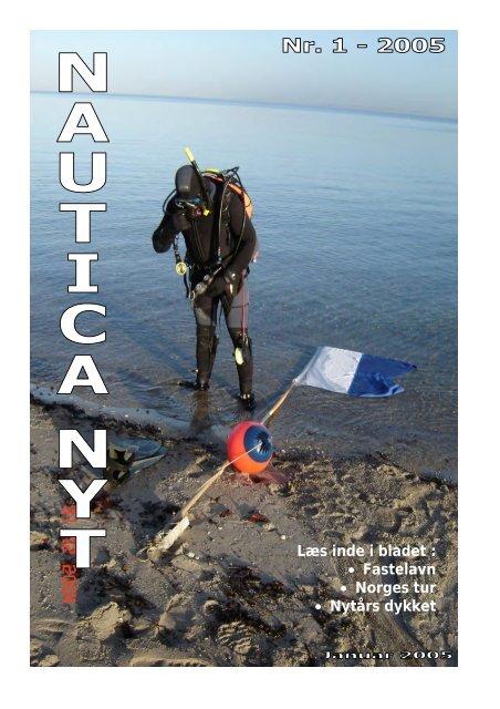 Læs inde i bladet - Dykkerklubben nautica