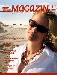 magazin 02/2007 - St. Peter-Ording