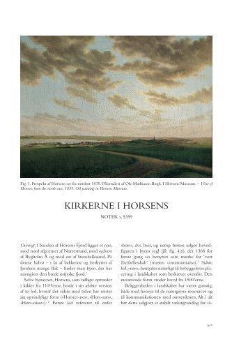 KIRKERNE I HORSENS