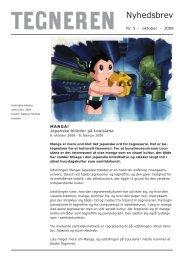 52008 Oktober 2008 Manga: Japanske billeder på ... - Tegnerne