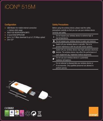iCON® 515M - Orange Shop