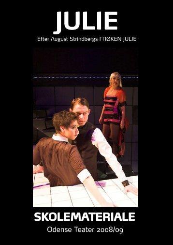 Efter Julie - Odense Teater