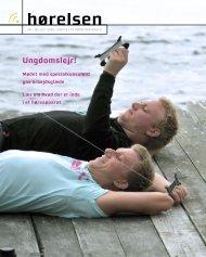 Hørelsen oktober 2008 - Høreforeningen