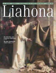 Januar 2003 Liahona - Jesu Kristi Kirke af Sidste Dages Hellige