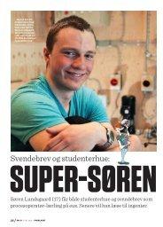 Svendebrev og studenterhue: - EUC Lillebælt