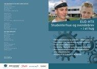Automatiktekniker, Elektronikfagtekniker og Industritekniker - EUD HTX