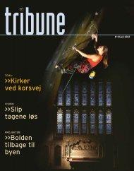 Tribune nr. 1 - Lokale og Anlægsfonden