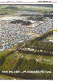 Erotik i teltet, tak! - Roskilde Festival - Page 7