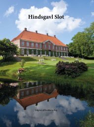 Hindsgavl slot og anlæg - Realdania Byg