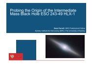 Probing the Origin of the Intermediate Mass Black Hole ESO 243-49 ...