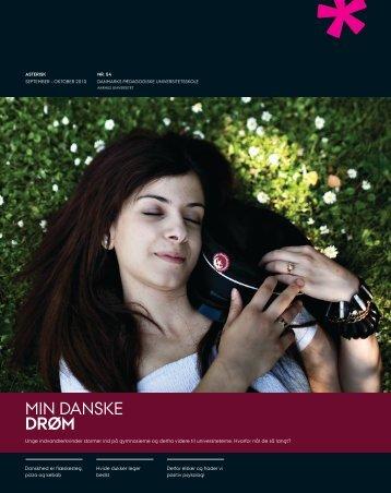 mIN DANske DRØM - DPU
