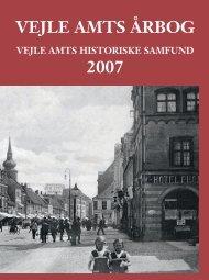 VEJLE AMTS ÅRBOG 2007 - HSSO.dk