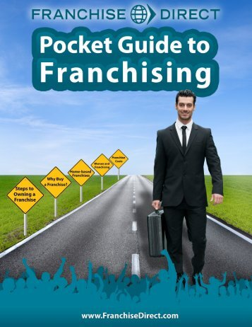 Franchise Direct's Pocket Guide to Franchising