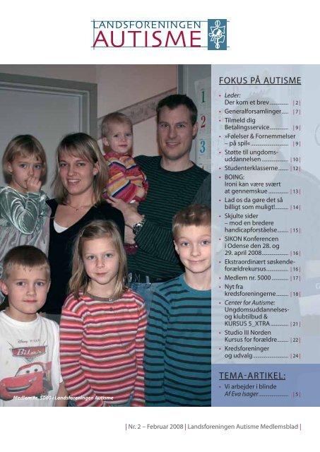 Nr. 2 - Landsforeningen Autisme