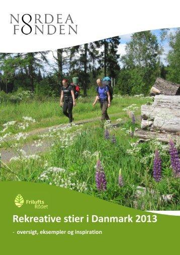 Rekreative stier i Danmark 2013 - Nordea-fonden