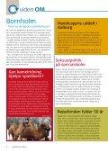 Sport, sjov og samvær Indenfor i Børneterapien Masser af gode ... - Page 6