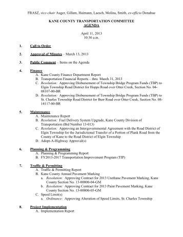 AG PKT - 13 April KDOT.pdf - Kane County, IL
