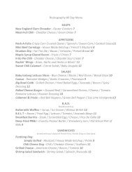 Rockography Revised menu 2-16 - Nymag