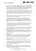Årsberetning 2010 - Hjerl Hede - Page 5