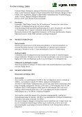 Årsberetning 2010 - Hjerl Hede - Page 7