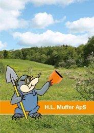 HL Muffer danner en 100% tæt overgang m kloakrør i beton, ler og ...