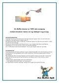 HL Muffer danner en 100% tæt overgang m kloakrør i beton, ler og ... - Page 2