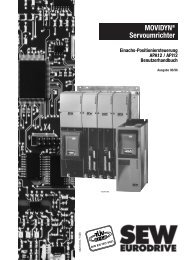 Variable - SEW Eurodrive