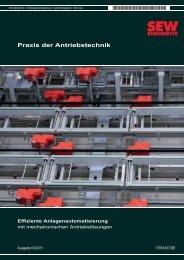 Praxis der Antriebstechnik.st4.book - SEW Eurodrive