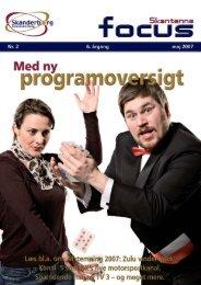 Medlemsblad 2 - 2007 - Skanderborg Antenneforening