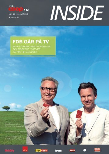 FDB går på TV - forum