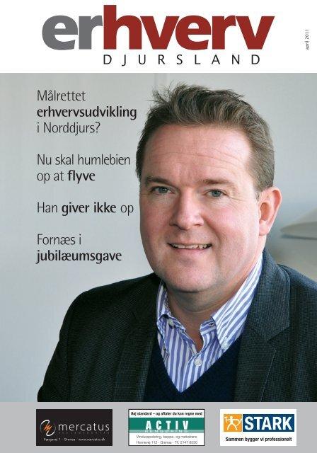 Målrettet erhvervsudvikling i Norddjurs? Nu skal ... - Forside