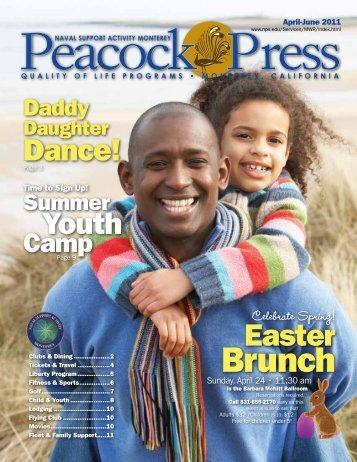Peacock Press - NavyLifeSW.com