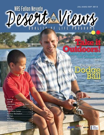 Download the Latest Issue - Navy Region Southwest