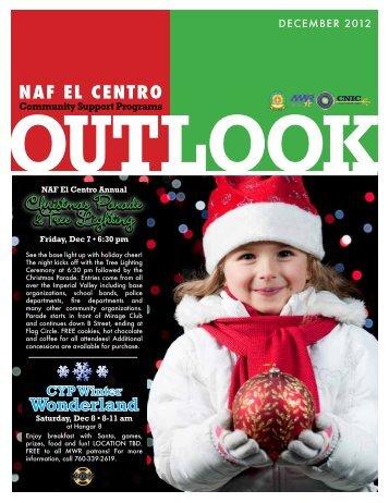 OUTLOOK Community Support Programs NAF EL CENTRO ...