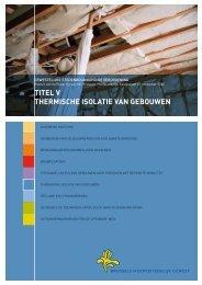 Titel V - Ruimtelijke Ordening en Stedenbouw in het Brussels ...