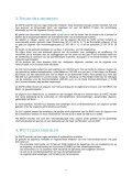 Administratie en Financiën - Vijfjaarlijks balansverslag 2004-2008 ... - Page 7