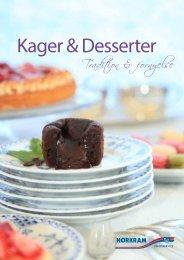 kager & desserter - Hørkram