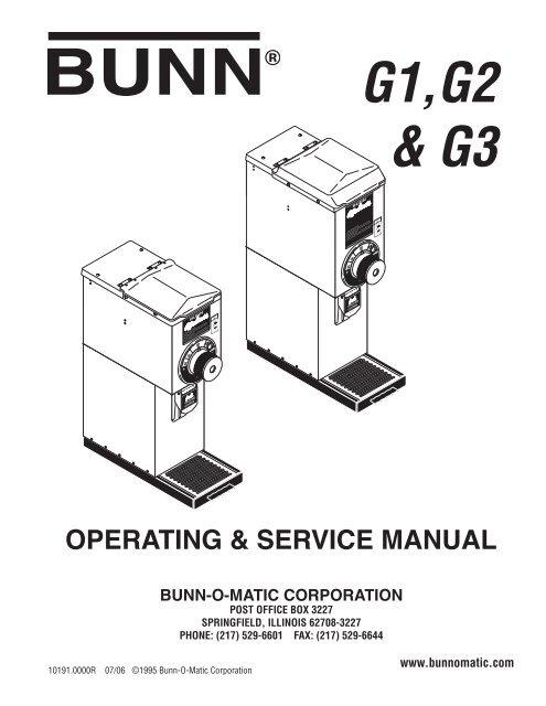 g1,g2 & g3 operating & service manual - parts town  yumpu